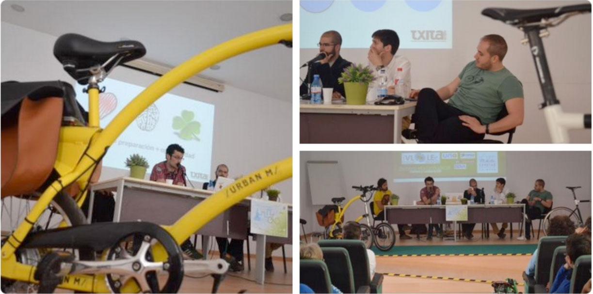 """""""La bicicleta y la ciudad"""", crónica de una gran alianza"""