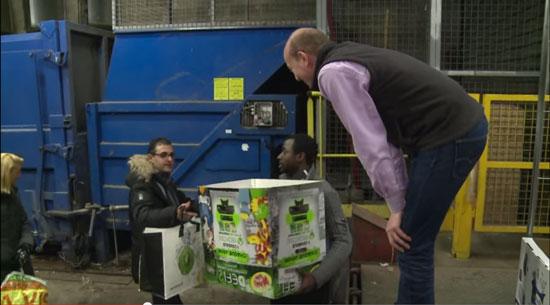 Francia legisla contra el desperdicio alimentario