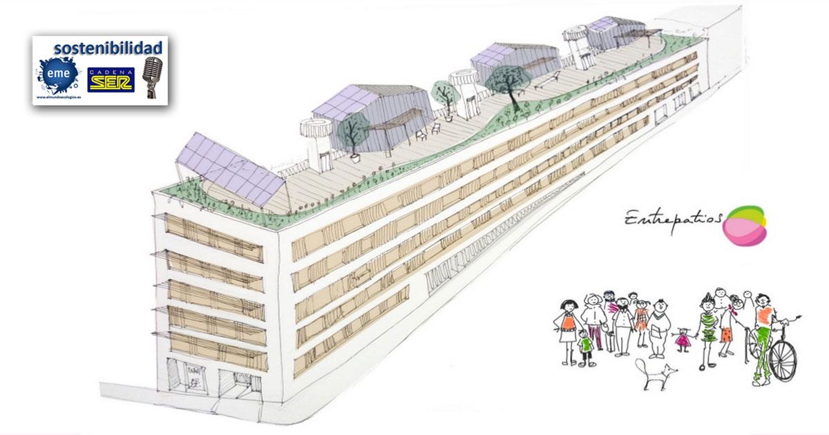 Cohousing verde, la casa ecológica de tus sueños