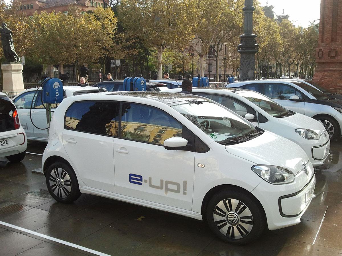 España necesita vender en 2017 siete veces más coches eléctricos