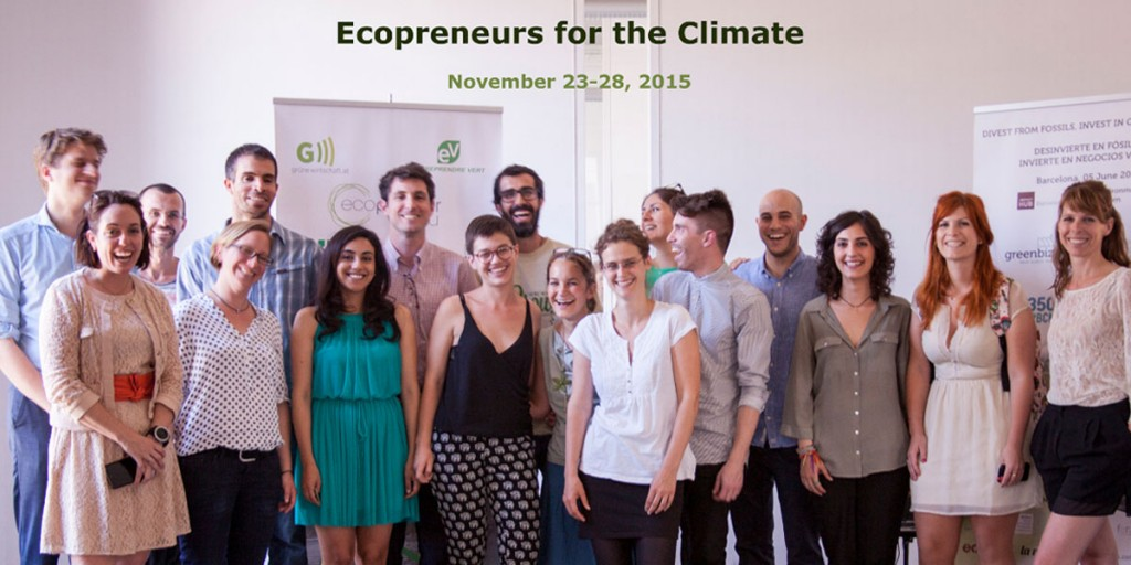 ecopreneurs for the climate greenbiz el mundo ecologic