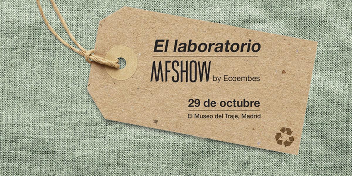 Laboratorio de reciclaje y moda sostenible