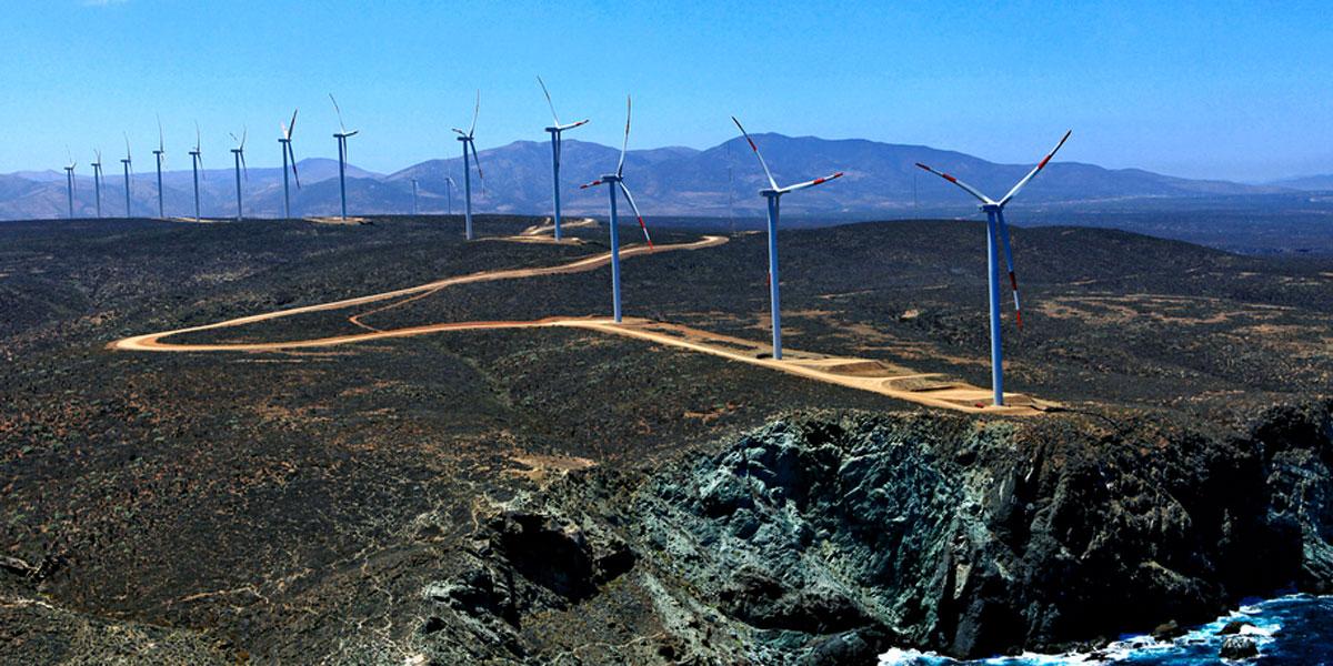 Acciona, líder mundial en generación de energía verde