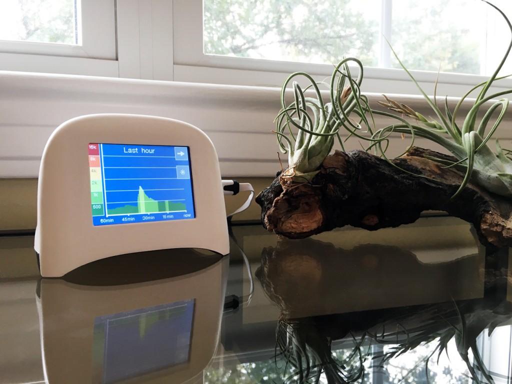 speck contaminación del aire gadget el mndo ecológico