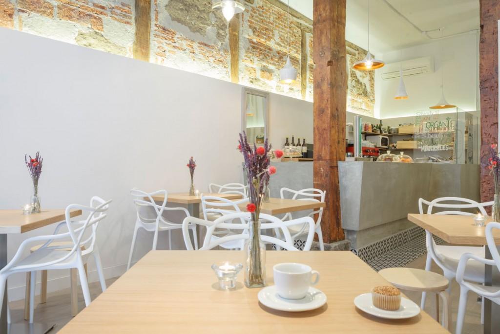 CAFÉ BAR DELLICIOUSE BEAUTY belleza ecologica el mundo ecologico