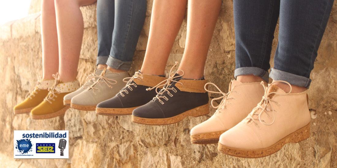 Slowers, zapatos veganos con los pies en la tierra