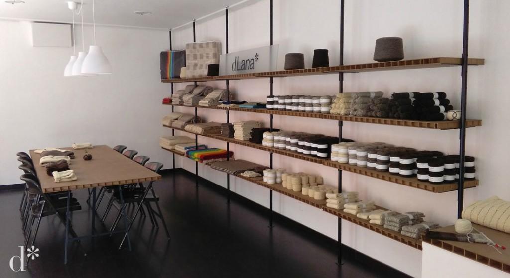 dlana tienda lana autoctona moda sostenible el mundo ecologico