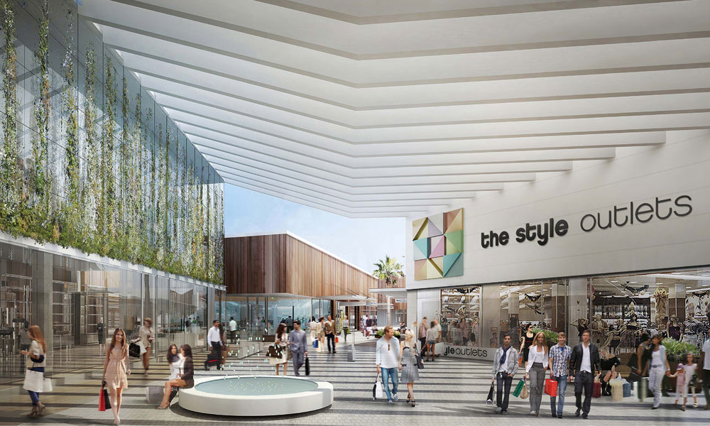 Creando centros comerciales sostenibles certificados