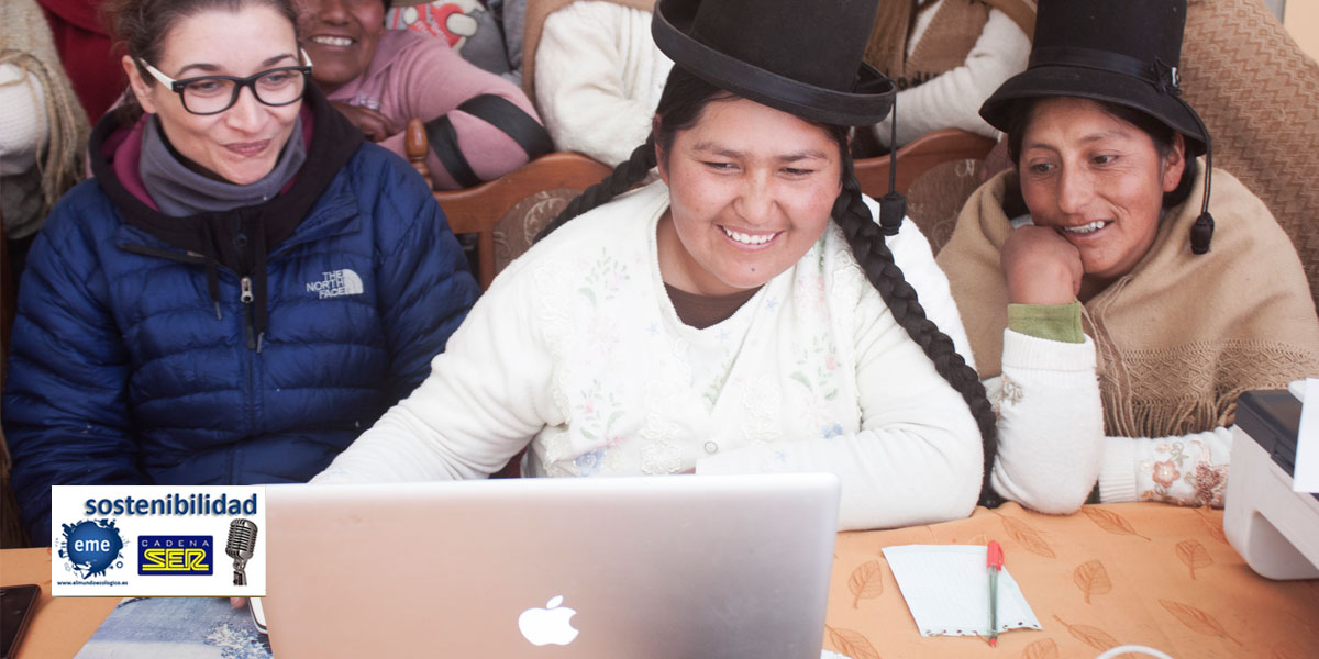 Las Manuelas, moda sostenible y social