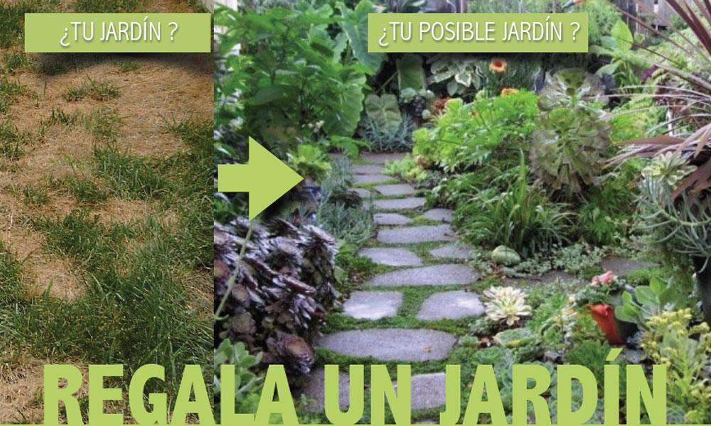 Un jardín ecológico, sostenible y a domicilio