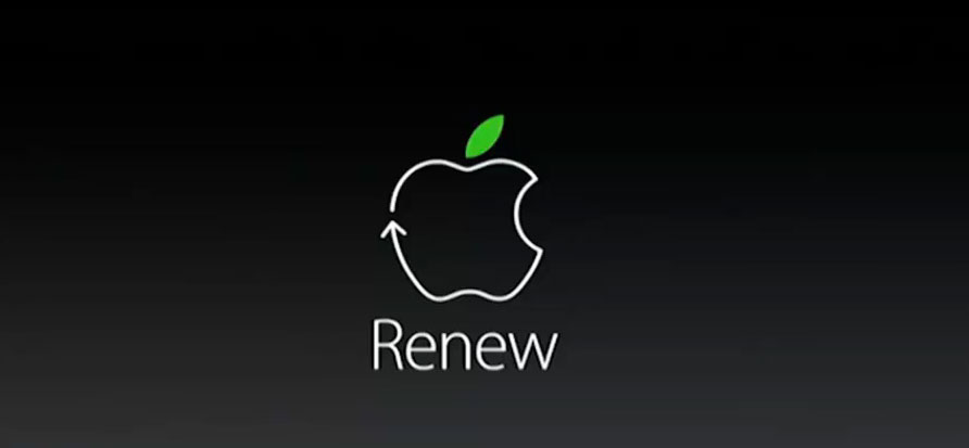 robot Liam recicla teléfonos Apple Renew Program