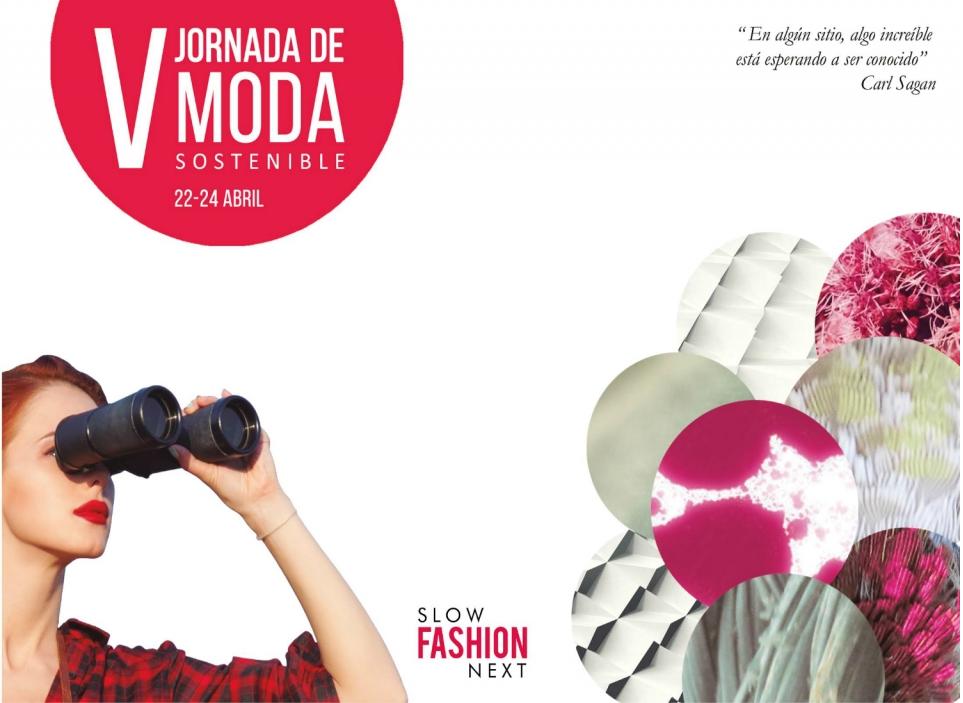 V Jornada Moda sostenible museo del traje Madrid