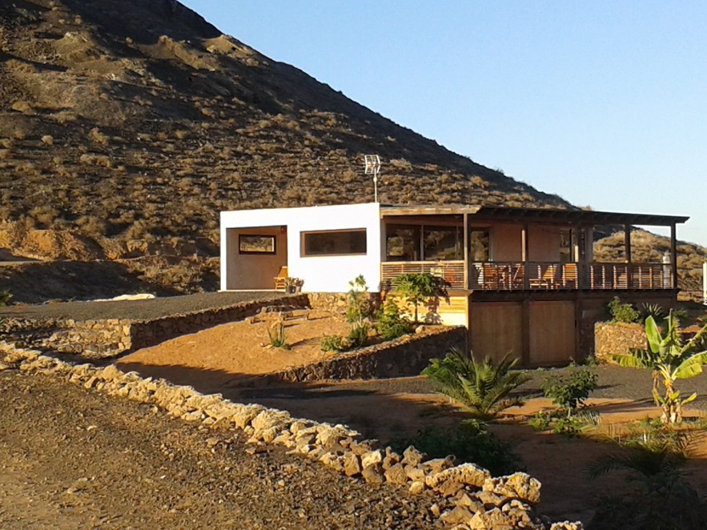 Airbnb casa ecologica
