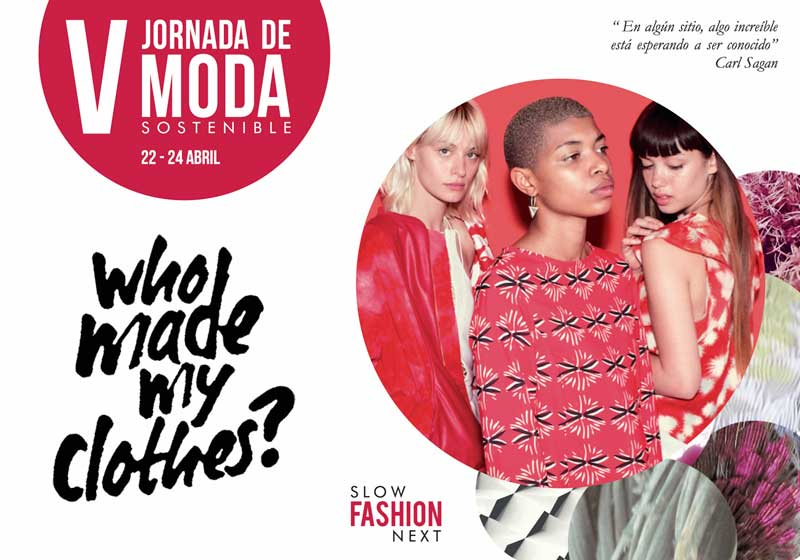 Fashion revolution day España slow fashion next