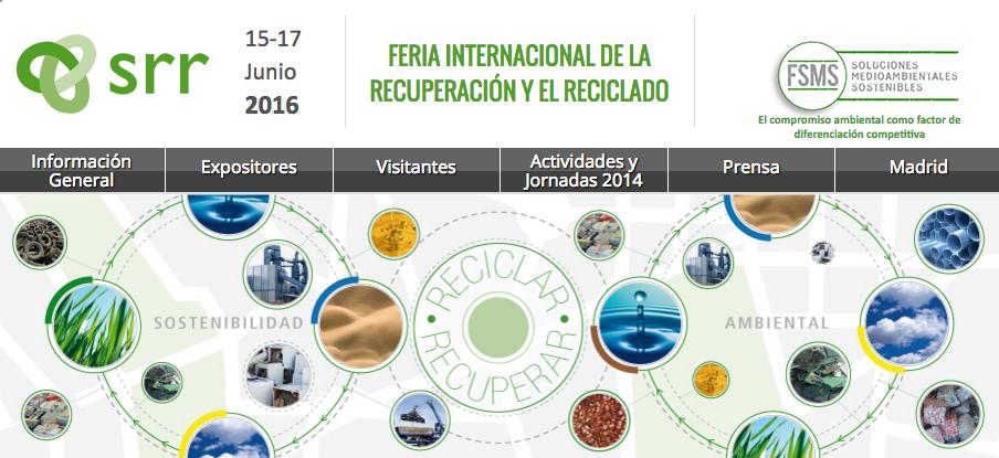 SSR Foro Soluciones Ambientales IFEMA