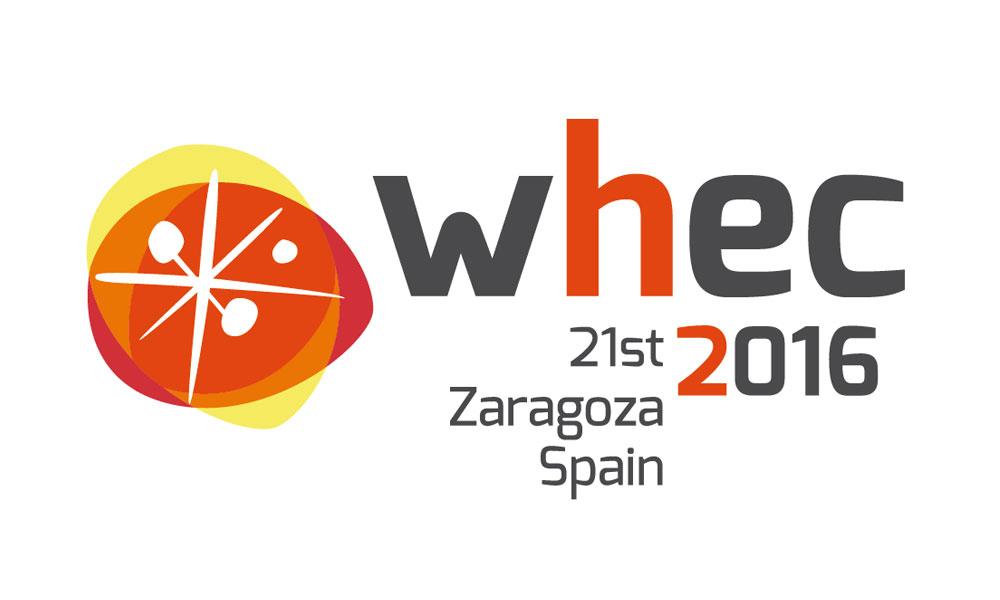 WHEC Congreso Mundial Hidrógeno España zaragoza