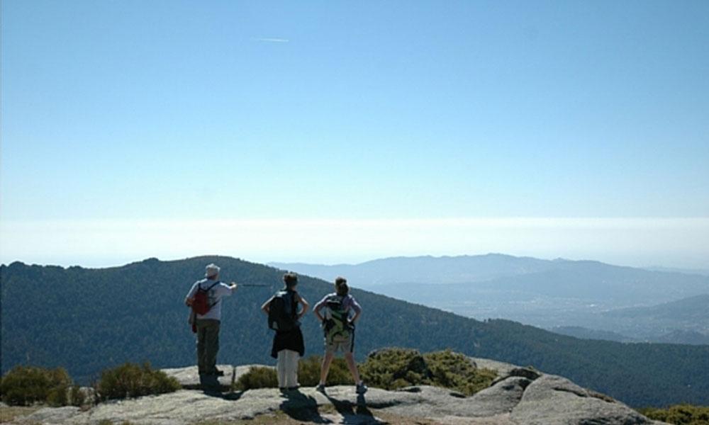 1,5 millones de euros anuales para la Sierra de Guadarrama