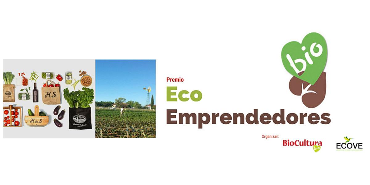 Tercera edición de los Premios Ecoemprendedores