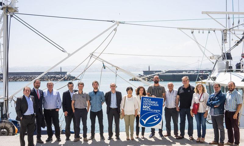 bonito del norte eco certificado MSC, pesca sostenible