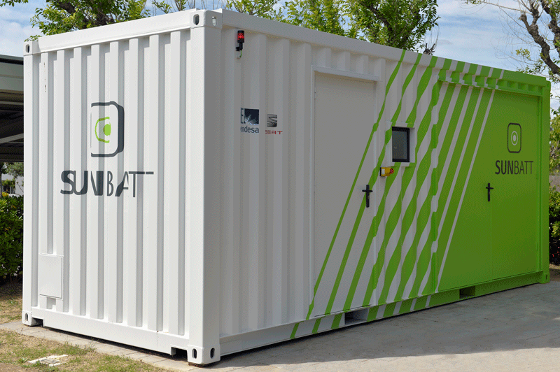 Sunbatt SEAT Endesa reciclar baterías coche eléctrico