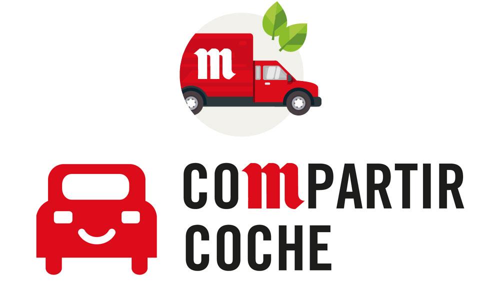 Compartir coche con tu compañero de trabajo mahou san miguel