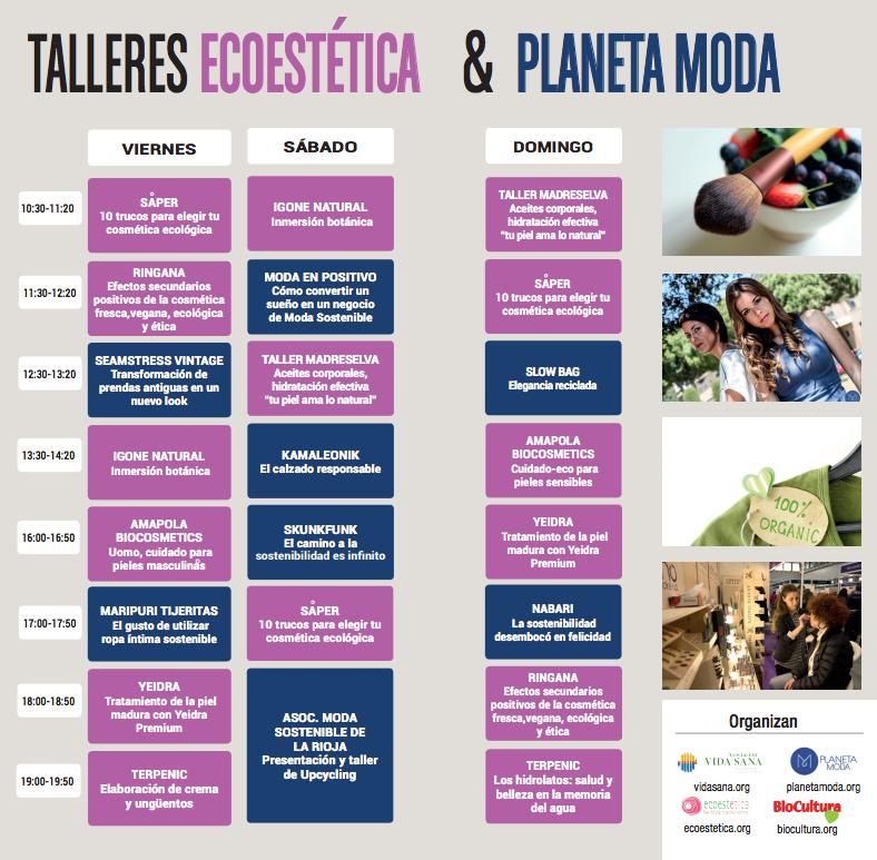 Planeta moda ecoestética biocultura bilbao 2016