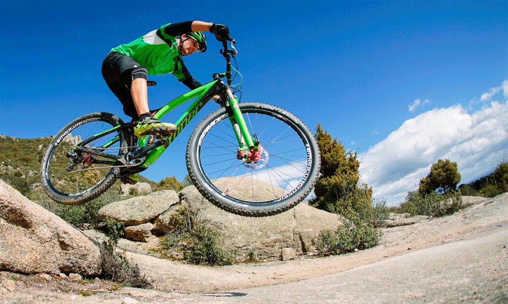 Sierra de Guadarrama ADESGAM rutas turísticas bicicleta