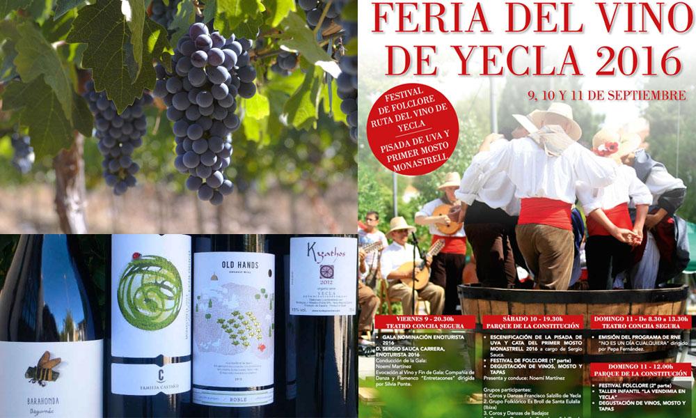 Yecla hace hueco a los vinos ecológicos