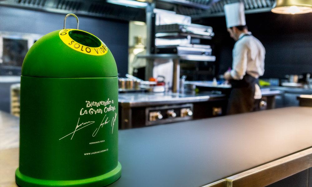 ecovidrio Hermanos Roca reciclaje vidrio