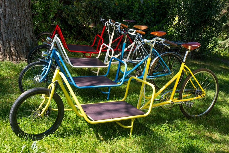 Alegría Bikes bicicletas de carga cargo bikes españa madrid