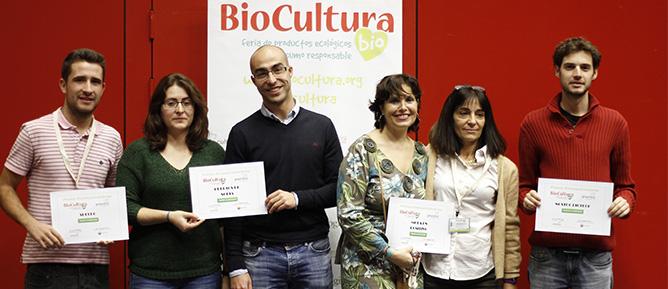 España ecoemprendedores Biocultura Ecove