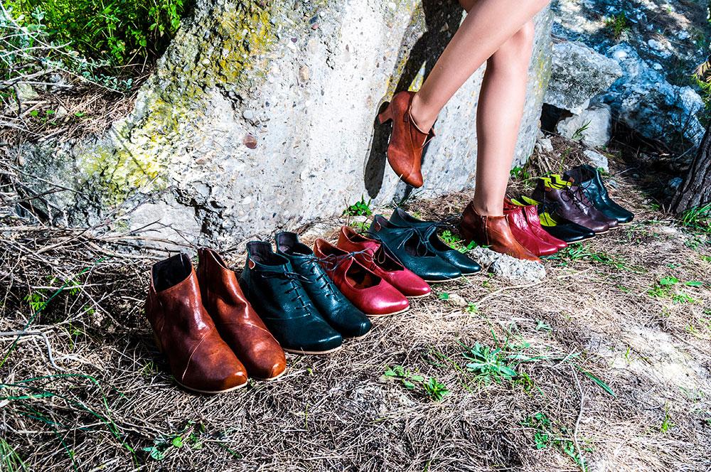 zapatos ecológicos Ray Musgo España ecoemprendedores Biocultura Ecove
