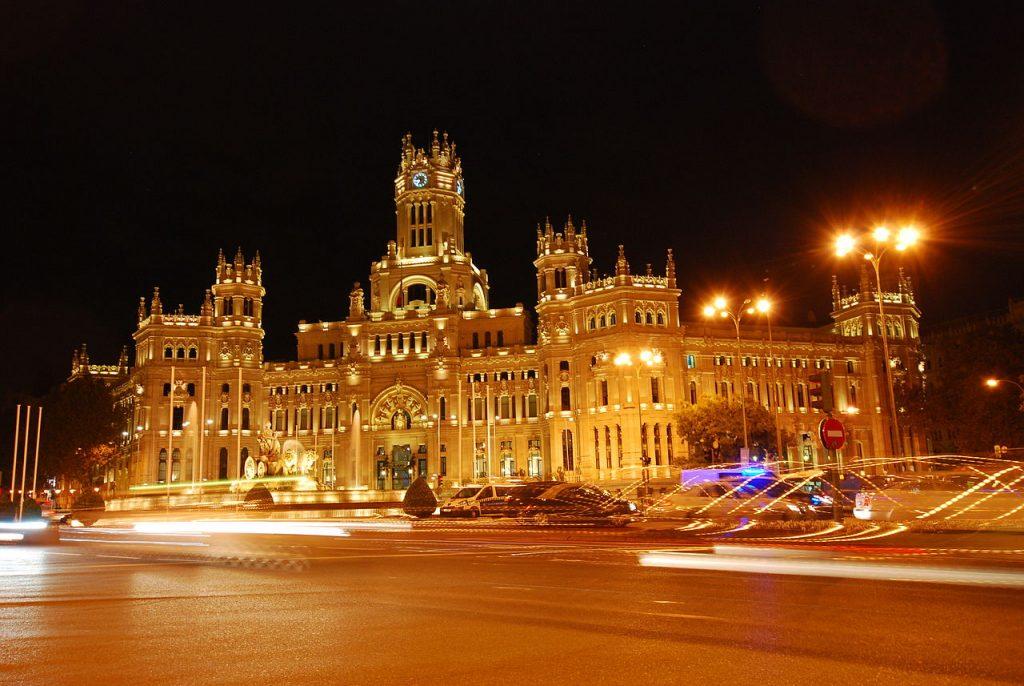 energía 100 por 100 renovable ayuntamiento de madrid