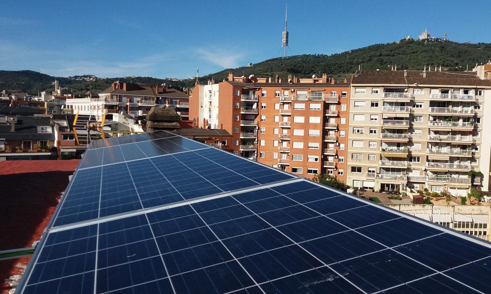 Segunda Oleada Solar doméstica