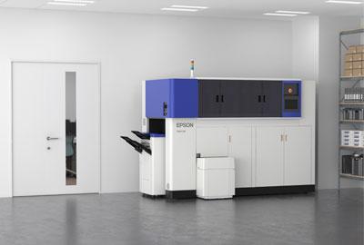 paperlab epson oficina reciclar fabricar papel