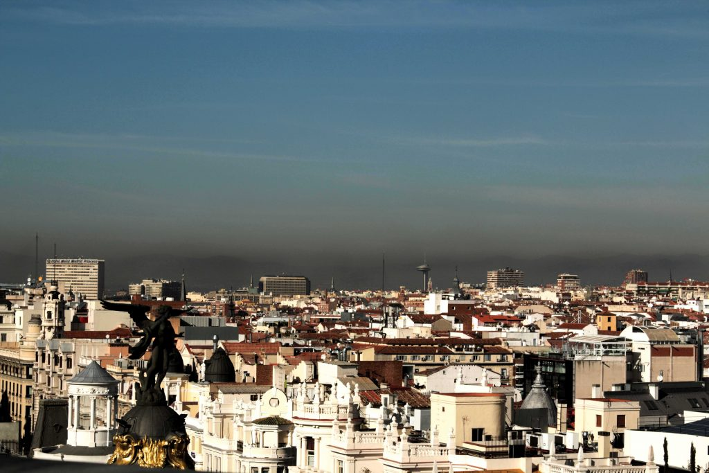 alerta contaminacion madrid nivel 3