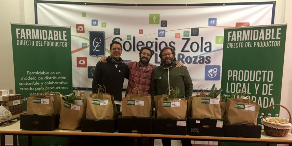 Farmidable compra alimentos directa ecologicos madrid