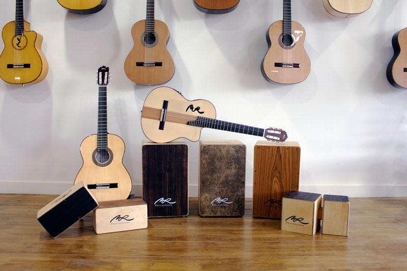 MR Guitarras, Manuel Rodríguez, guitarras sostenibles, ecología, Maderas FSC,
