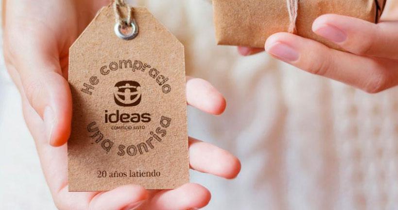 cooperativa ideas, comercio justo, comercio ecológico. Bio&Justo, entrevista, Carlos Céspedes, consumo responsable, consumo cosnciente, ser madrid norte, ser madrid sur