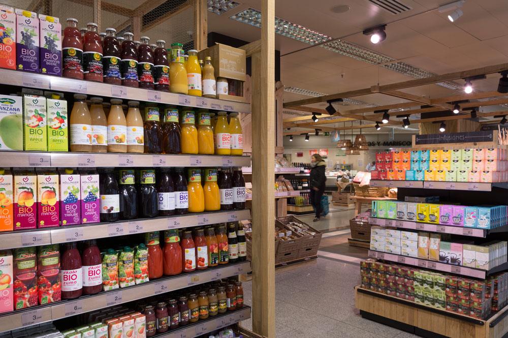 La biosfera productos ecologicos supermercados
