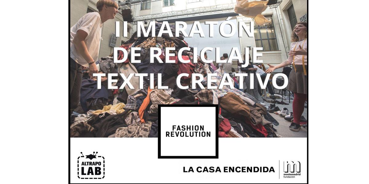 II Maratón de Reciclaje Textil Creativo