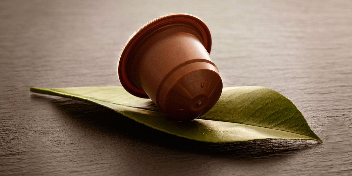 Cápsulas biodegradables para un café más ético