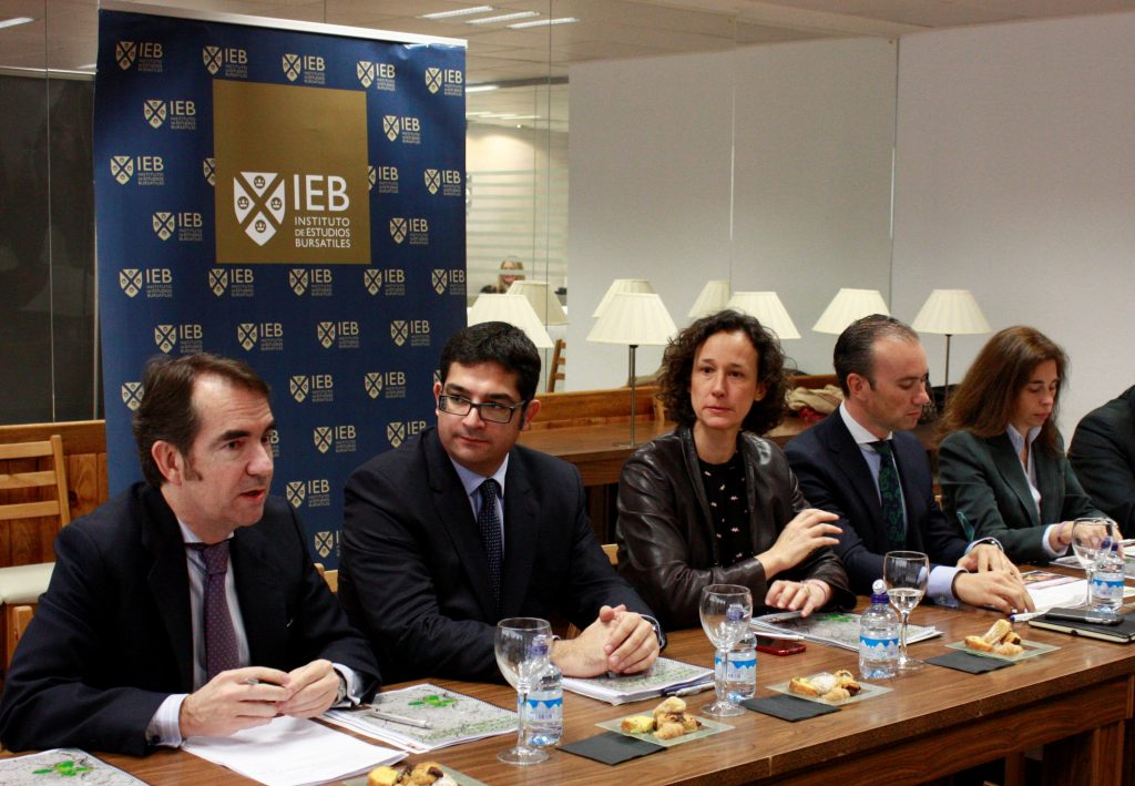 Oficina Española de Cambio Climático, KPMG ANESE Cinco claves financieras contra el cambio climático