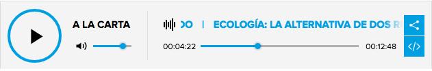 Entrevista Cadenas SER El Mundo Ecologico Muving Moto electrica compartida Madrid
