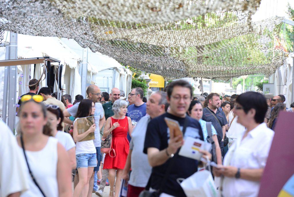 MADbird madrid 2017 Feria Turismo observación