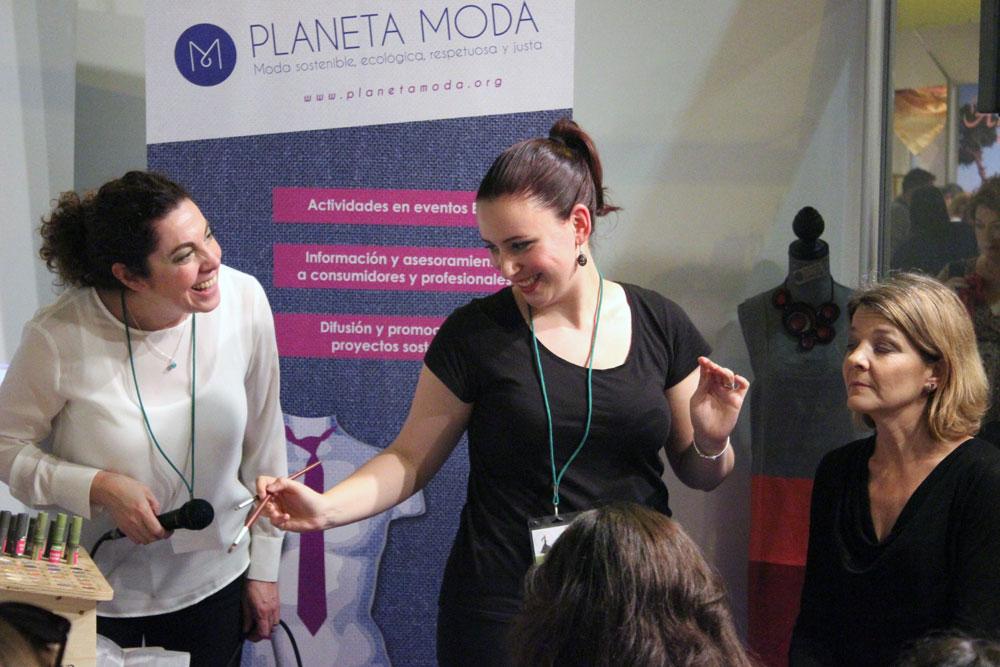 Planeta Moda, moda sostenible biocultura barcelona 2017