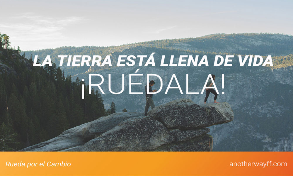 Concurso Cortos Rueda por el cambio anoher way film festival El mundo ecologico