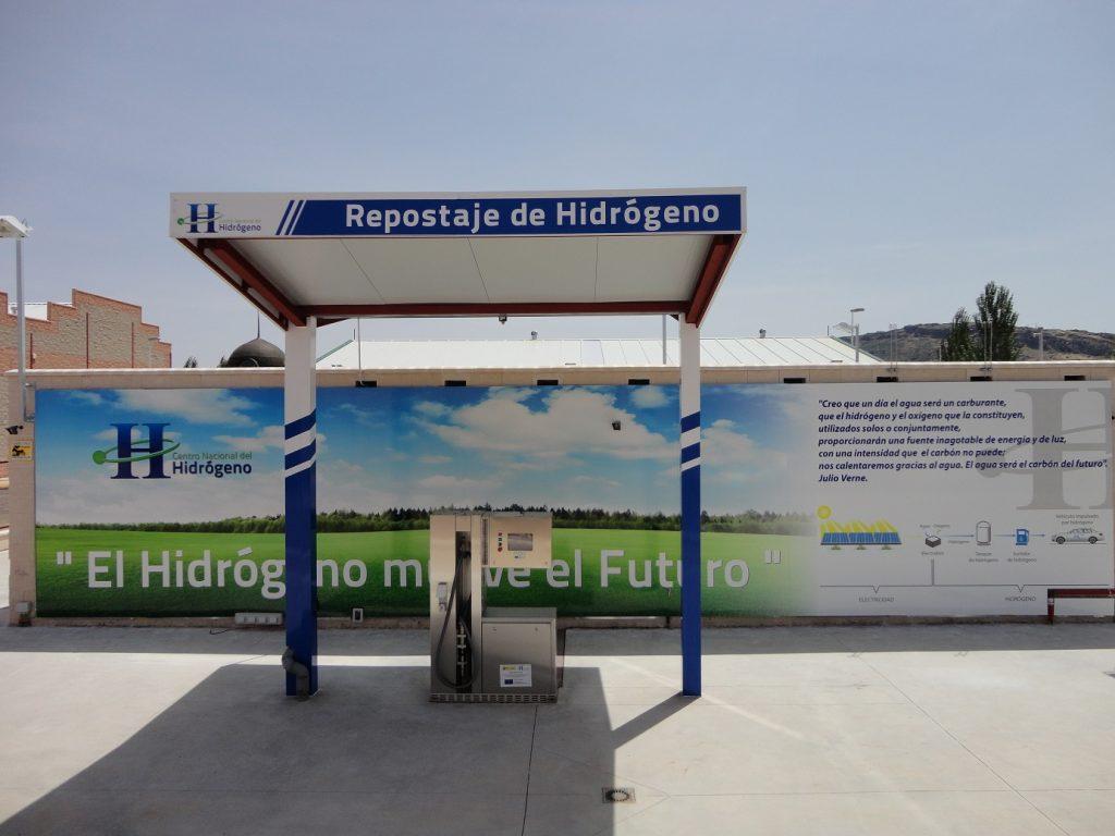 Hidrogenera España Asociación Española del Hidrógeno
