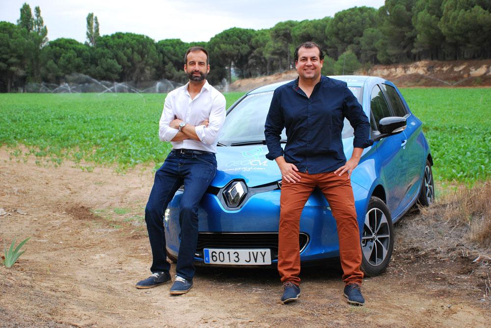 Renault Zoe Cero emisiones GeoCyl Mi ciudad inteligente Smart City Recorrer España Coche eléctrico.jpg