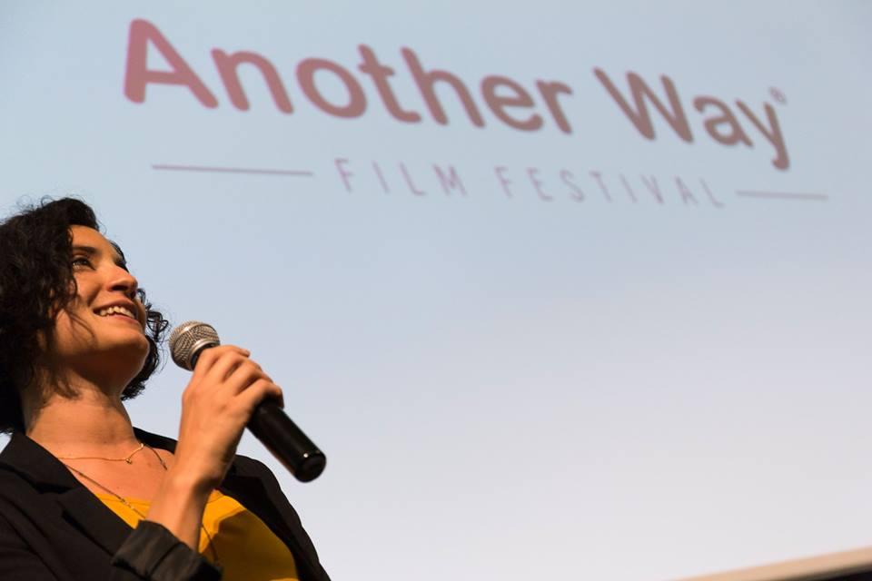 Marta García Concurso Cortos Rueda por el cambio anoher way film festival El mundo ecologico